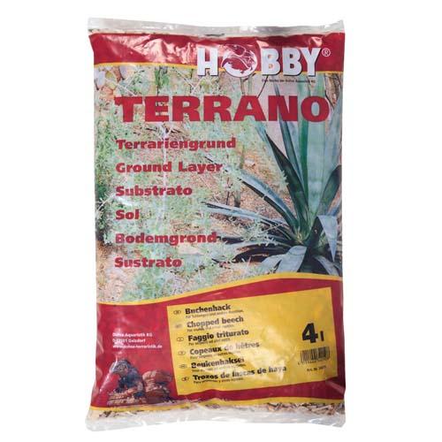HOBBY Terrano Chopped Beech  4l vagdalt bükkfa