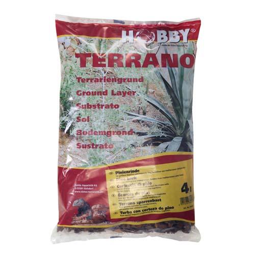 HOBBY Terrano Pine Bark  4l pínia kéreg alom