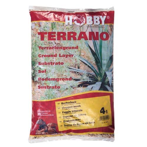 HOBBY Terrano Mais  4l kukorica granulátum