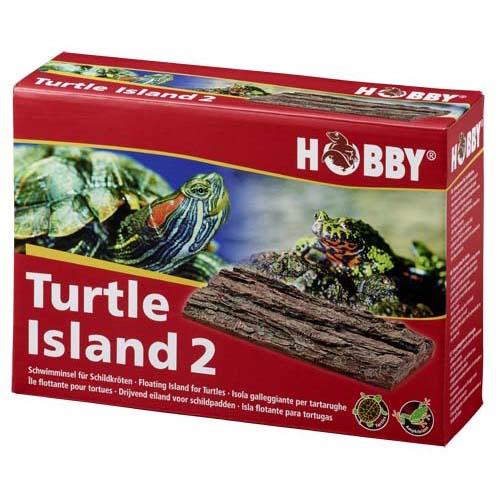 Turtle Island 2 / 25,5 x 16,5 cm - úszó sziget hüllőknek