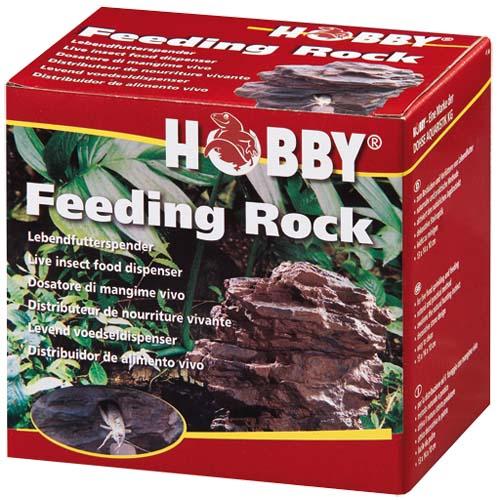 HOBBY Tál élő rovarokra Feeding Rock 13x14x10 cm