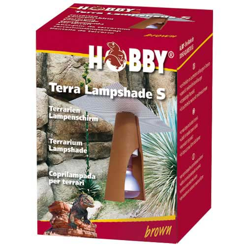 HOBBY Terra LampShade L brown - lámpabúra hüllőknek