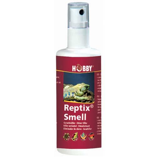HOBBY Reptix Smell 100ml likvidálja a búzt és rothadást
