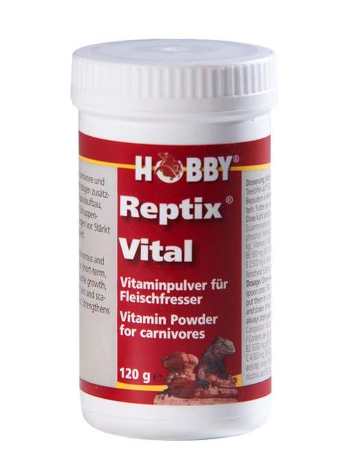 HOBBY Reptix Vital 120g kiegészítő táp hüllőknek
