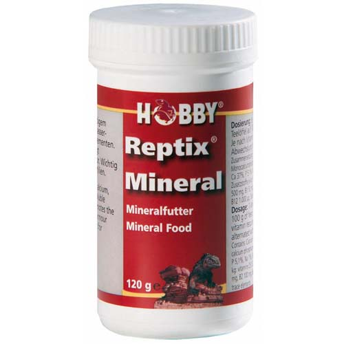HOBBY Reptix Mineral 120g