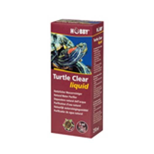 HOBBY Turtle Clear liquid 250ml 750l-re vízkezelő készítmény